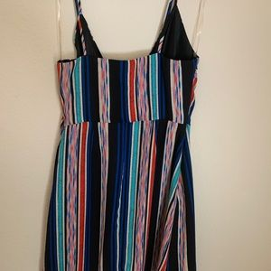 Lush Dresses - Striped Dress